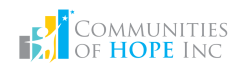 Communities of Hope logo with a transparent background.